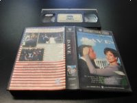 DAVE - KEVIN KLINE - VHS Kaseta Video - Opole 0372