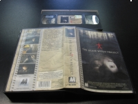 THE BLAIR WITCH PROJECT - VHS Kaseta Video - Opole 0373