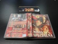MISJA SPECJALNA - VHS Kaseta Video - Opole 0384