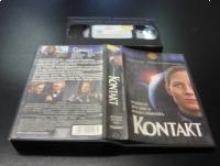 KONTAKT - JODIE FOSTER - VHS Kaseta Video - Opole 0415