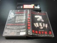 KRZYK 3 - VHS Kaseta Video - Opole 0418