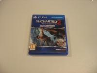 Uncharted 2: Pośród Złodziei Remastered - GRA Ps4 - Opole 1049