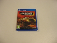Mud Runner Spintires Game - GRA Ps4 - Opole 1050