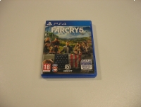 Farcry 5 Far Cry 5  PL - GRA Ps4 - Opole 1051