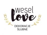 Wesellove - dekoracje ślubne