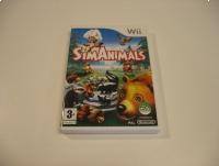 Simanimals - GRA Nintendo Wii - Opole 1052