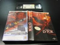 D -TOX - SYLVESTER STALLONE - VHS Kaseta Video - Opole 0477