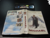 MICHAEL - JOHN TRAVOLTA - VHS Kaseta Video - Opole 0481