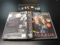 ZDRADA - HARISON FORD - VHS Kaseta Video - Opole 0489