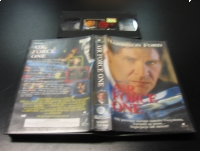 AIR FORCE ONE - HARISON FORD - VHS Kaseta Video - Opole 0490