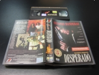 DESPERADO - ANTONIO BANDERAS - VHS Kaseta Video - Opole 0496