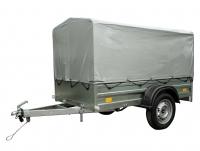 Przyczepka samochodowa Garden Trailer 200 DMC do 750 kg
