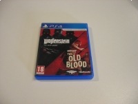 Wolfenstein the old blood - the new Order - GRA Ps4 - Opole 1076