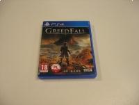 GreedFall Greed Fall - GRA Ps4 - Opole 1077
