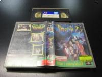DRACULA 2 i 1/2 - VHS Kaseta Video - Opole 0517