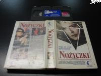 NOŻYCZKI - VHS Kaseta Video - Opole 0520