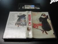 ZAKONNICA W PRZEBRANIU - WHOOPI GOLDBERG - VHS Kaseta Video - Opole 0524