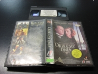 OKRUCHY DNIA - ANTHONY HOPKINS - VHS Kaseta Video - Opole 0532