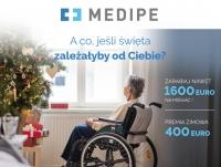 Samodzielny, mobilny Senior – zlecenie za 1400€/miesiąc + PREMIA