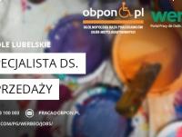 Specjalista ds. sprzedaży - praca Opole Lubelskie