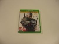 Wiedźmin 3 Dziki Gon Edycja - GRA Xbox One - Opole 1088
