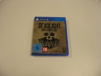 Deadlight Directors Cut - GRA Ps4 - Opole 1093