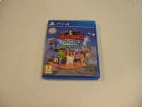 Worms W.M.D All Stars - GRA Ps4 - Opole 1102