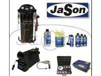 Narzędzia i urządzenia do serwisowania klimatyzacji samochodowej
