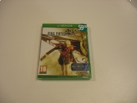 Final Fantasy Type-0 - GRA Xbox One - Opole 1113