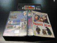 PROSTY PLAN - VHS Kaseta Video - Opole 0561
