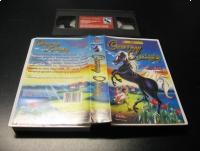 CZARNY KSIĄŻĘ - BAJKA - VHS Kaseta Video - Opole 0610