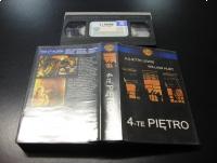 4-TE PIĘTRO - VHS Kaseta Video - Opole 0618