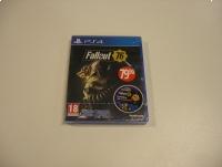 Fallout 76 - GRA Ps4 - Opole 1121