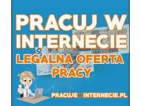 Praca przez internet dla KAŻDEGO, bez wkładu finansowego