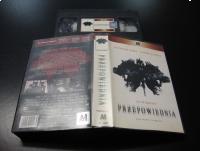 PRZEPOWIEDNIA - VHS Kaseta Video - Opole 0629