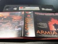 ARMIA BOGA - VHS Kaseta Video - Opole 0638
