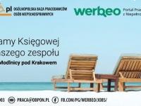 Księgowa - praca w Modlnicy k/Krakowa