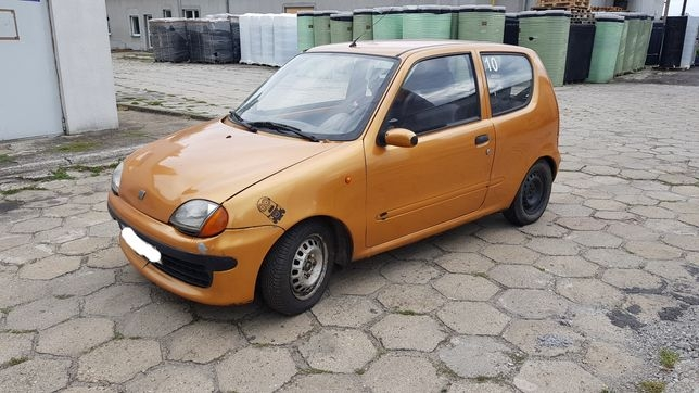 Fiat Seicento 900 Young 1999r