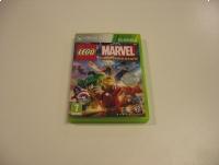Lego Marvel Super Heroes - GRA Xbox 360 - Opole 1136