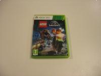 Lego Jurassic World - GRA Xbox 360 - Opole 1137