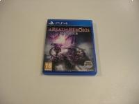 Arealm Reborn Final Fantasy XIV 14 - GRA Ps4 - Opole 1151