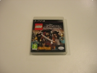 Lego Pirates of the Caribbean - GRA Ps3 - Opole 1159