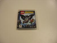 Lego Batman The Videogame - GRA Ps3 - Opole 1163