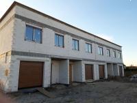 NOWE szeregówki Kolonia Gosławicka działka 340m2
