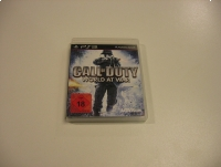 Call of Duty World at War - GRA Ps3 - Opole 1167