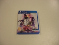 Blood & Truth VR - GRA Ps4 - Opole 1172