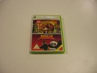 Lego Indiana Jones - Kung Fu Panda - GRA Xbox 360 - Opole 1174