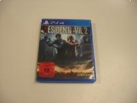 Resident Evil 2 - GRA Ps4 - Opole 1186