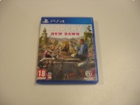 FarCry New Dawn Far Cry - GRA Ps4 - Opole 1187