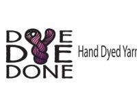 Dyedyedone.com - ręcznie malowane włóczki